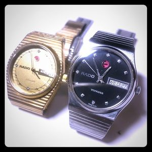 Automatic Rado watches Swiss made